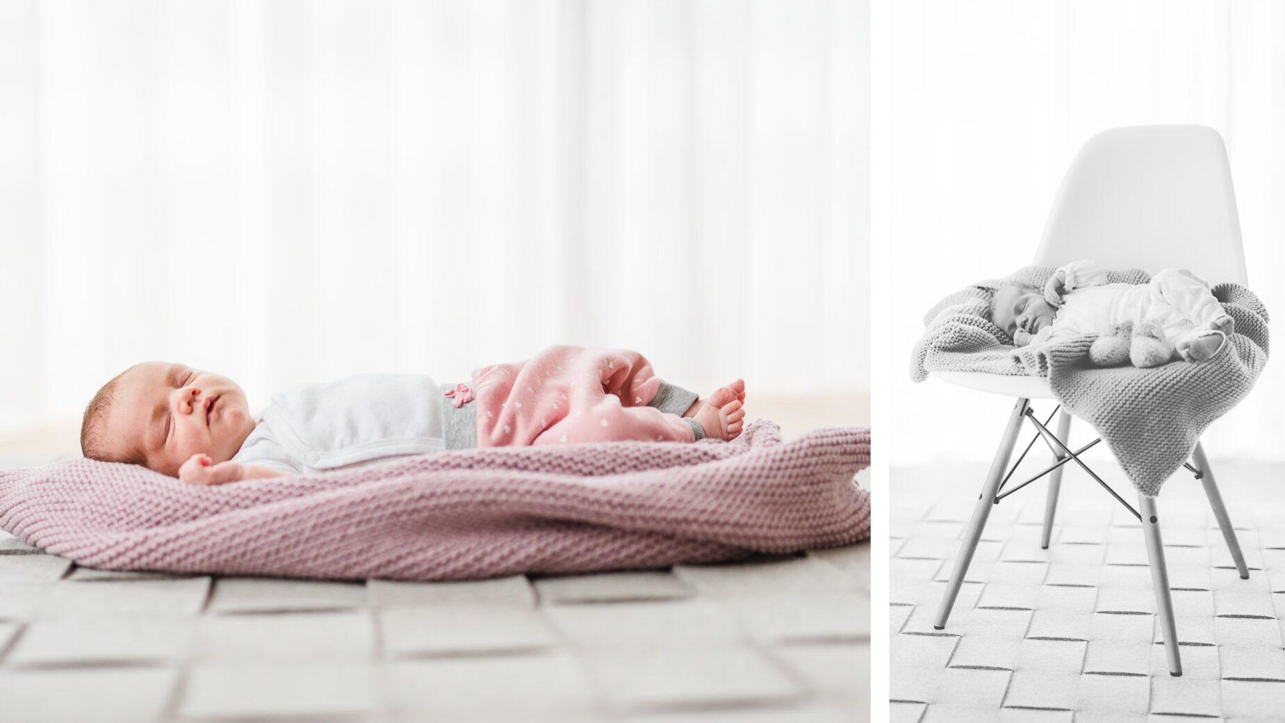 Newbornfotos in München, Babyfotografie