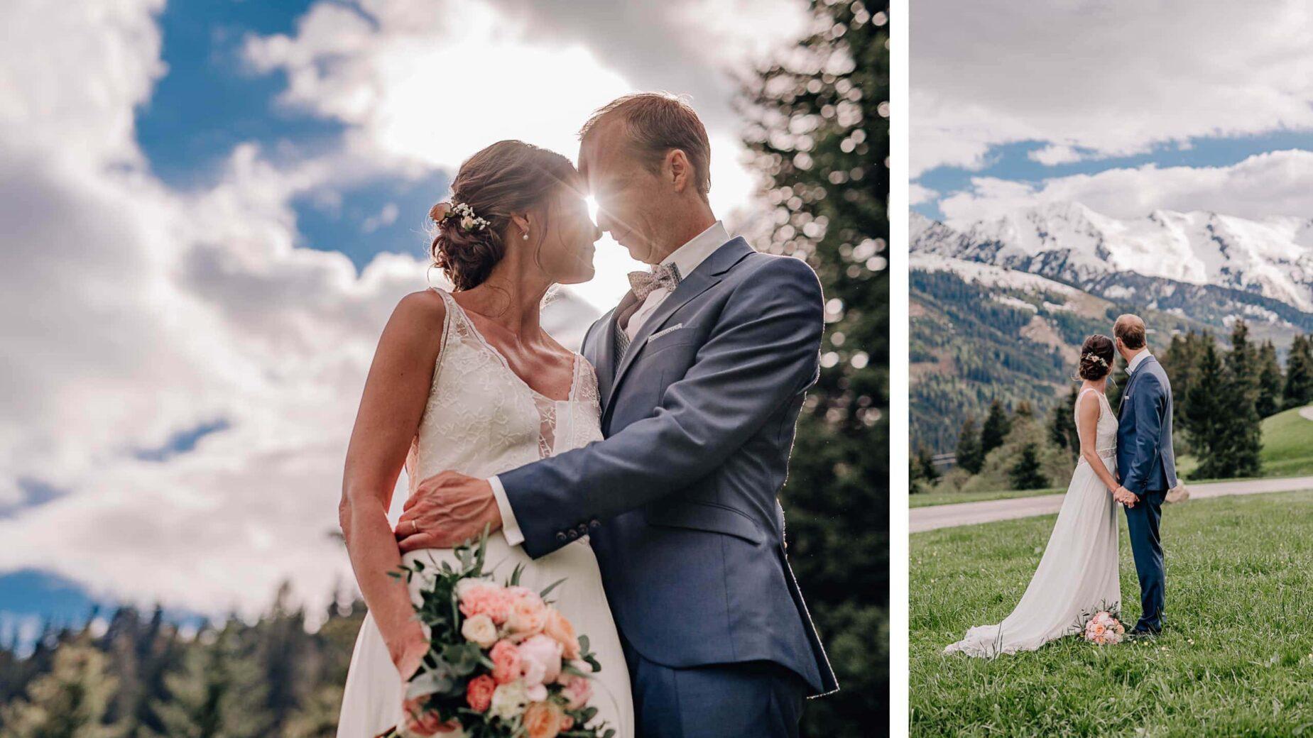 Professionelle Hochzeitsfotografie - Hochzeitsreportage im Zillertal und auf der Rösslalm in Gerlos, Hochzeitsfotos von Mica Zeitz, Jung und Wild design rund um München, Ingolstadt, Pfaffenhofen, Augsburg
