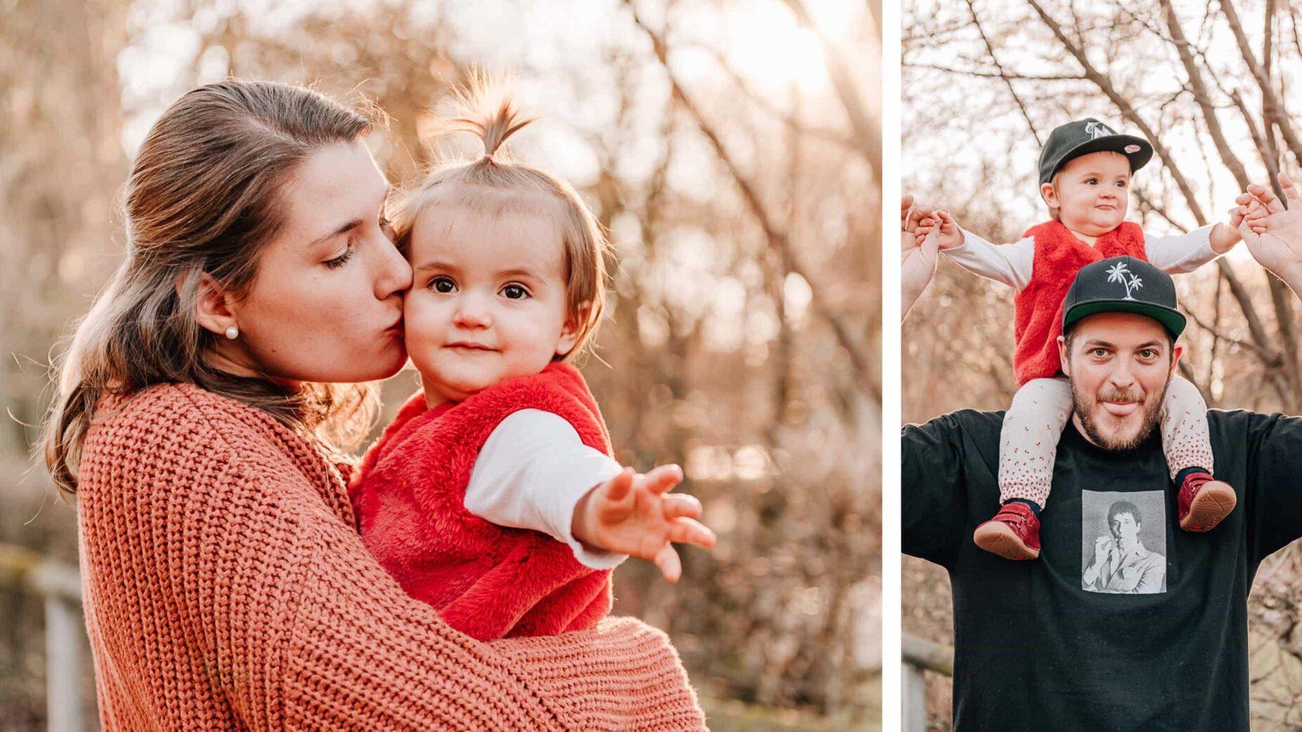 Baby- und Familienfotos zum ersten Geburtstag - First Year Session von Jung und Wild design, München und Umgebung